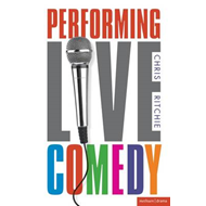 Performing Live Comedy (BOK)