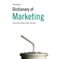 Dictionary of Marketing: Over 6,000 Terms Clearly Defined (BOK)