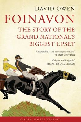 Foinavon: The Story of the Grand National's Biggest Upset (BOK)