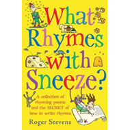 What Rhymes With Sneeze? (BOK)