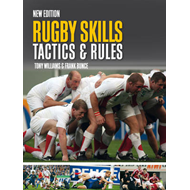 Rugby Skills, Tactics and Rules (BOK)