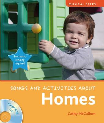Musical Steps: Homes (BOK)