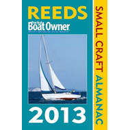 Reeds PBO Small Craft Almanac: 2013 (BOK)