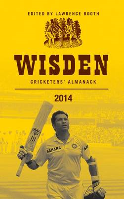 Wisden Cricketers' Almanack 2014 (BOK)