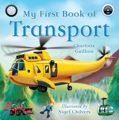 My First Book of Transport (BOK)