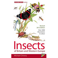 Insects of Britain and Western Europe (BOK)