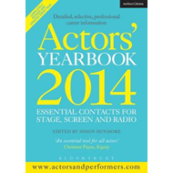 Actors' Yearbook: 2014 (BOK)