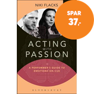 Produktbilde for Acting with Passion - A Performer's Guide to Emotions on Cue (BOK)