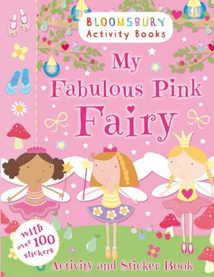 My Fabulous Pink Fairy Activity and Sticker Book (BOK)