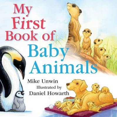 My First Book of Baby Animals (BOK)