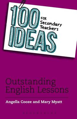100 Ideas for Secondary Teachers: Outstanding English Lesson (BOK)