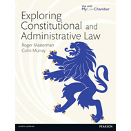Exploring Constitutional and Administrative Law (BOK)