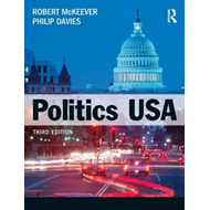 Produktbilde for Politics USA (BOK)