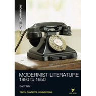 York Notes Companions: Modernist Literature (BOK)