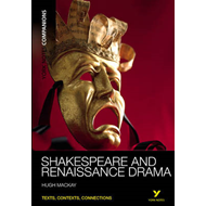 Shakespeare and Renaissance Drama (BOK)