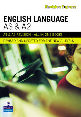 Revision Express AS and A2 English Language (BOK)