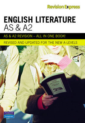 Revision Express AS and A2 English Literature (BOK)