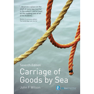Carriage of Goods by Sea (BOK)