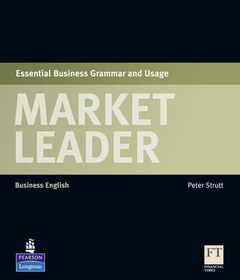 Market Leader Essential Grammar & Usage Book (BOK)