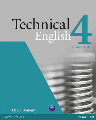 Technical English Level 4 Coursebook (BOK)