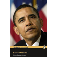 Level 2: Barack Obama Book and MP3 Pack (BOK)