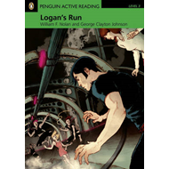 Logan's Run Book and CD-ROM Pack: Level 3 (BOK)