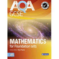 AQA GCSE Mathematics for Foundation Sets Student Book (BOK)