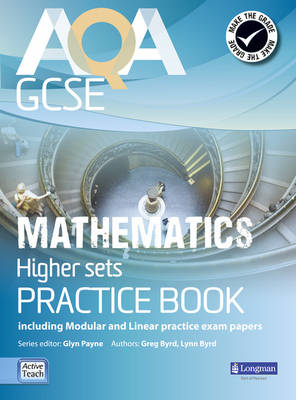 AQA GCSE Mathematics for Higher Sets Practice Book (BOK)