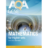 AQA GCSE Mathematics for Higher Sets Student Book (BOK)