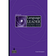 Language Leader Advanced Teachers Book and Test Master CD Rom Pack (BOK)