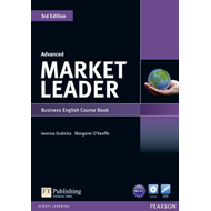 Market Leader 3rd Edition Advanced Coursebook & DVD-Rom Pack (BOK)