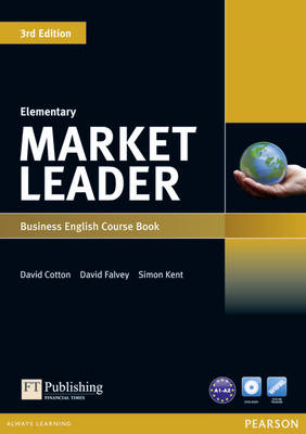 Market Leader 3rd edition Elementary Coursebook Audio CD (2) (BOK)