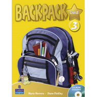 Backpack Gold: 3: Student Book (BOK)