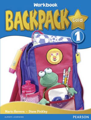 Backpack Gold: 1: Workbook (BOK)