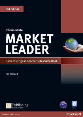 Market Leader Intermediate Teacher's Resource Book/Test Mast (BOK)