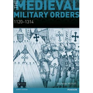 The Medieval Military Orders: 1120-1314 (BOK)