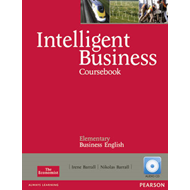 Intelligent Business Elementary Coursebook/CD Pack (BOK)
