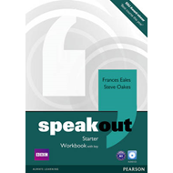 Speakout Starter Workbook with Key and Audio CD Pack (BOK)