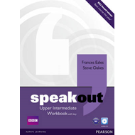 Speakout Upper Intermediate Workbook with Key and Audio CD Pack (BOK)