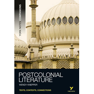 York Notes Companions Postcolonial Literature (BOK)