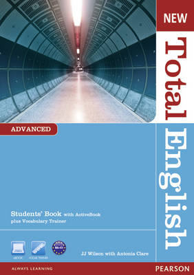 New Total English Advanced Students' Book with Active Book Pack (BOK)