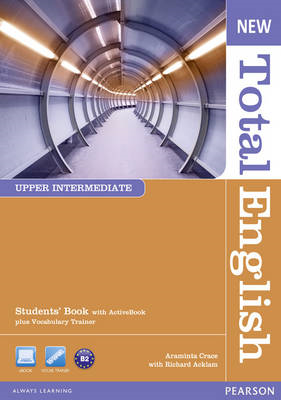 New Total English Upper Intermediate Students' Book with Act (BOK)