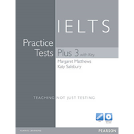 Practice Tests Plus IELTS 3 with Key with Multi-ROM and Audio CD Pack (BOK)