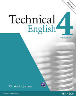 Technical English Level 4 Workbook with Key/Audio CD Pack (BOK)