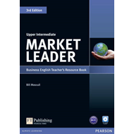 Market Leader 3rd Edition Upper Intermediate Teacher's Resource Book and Test Master CD-ROM Pack (BOK)
