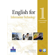 English for IT Level 1 Coursebook and CD-Rom Pack (BOK)