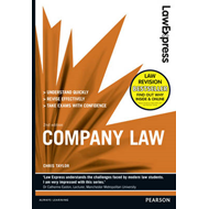 Law Express: Company Law (revision Guide) (BOK)