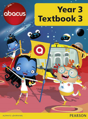 Abacus Year 3 Textbook 3 (BOK)