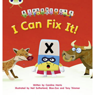 I Can Fix it!: Set 06: Alphablocks (BOK)