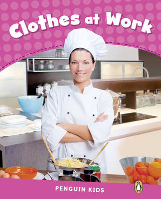 Level 2: Clothes at Work CLIL (BOK)